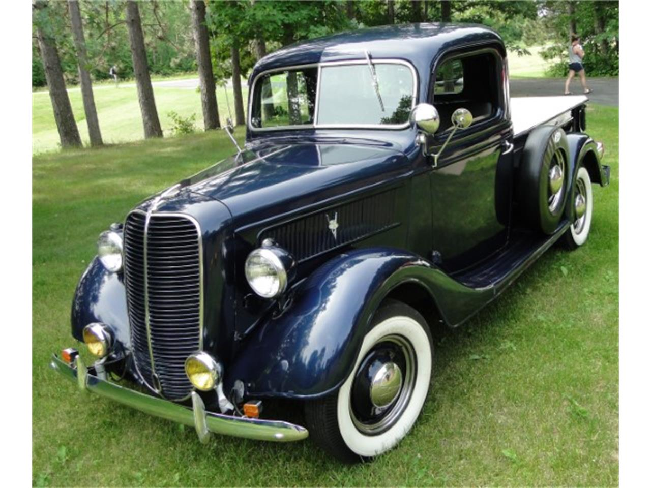 Large Picture of '37 Pickup located in Grand Rapids Minnesota - $35,900.00 Offered by Big R's Muscle Cars - QIKS