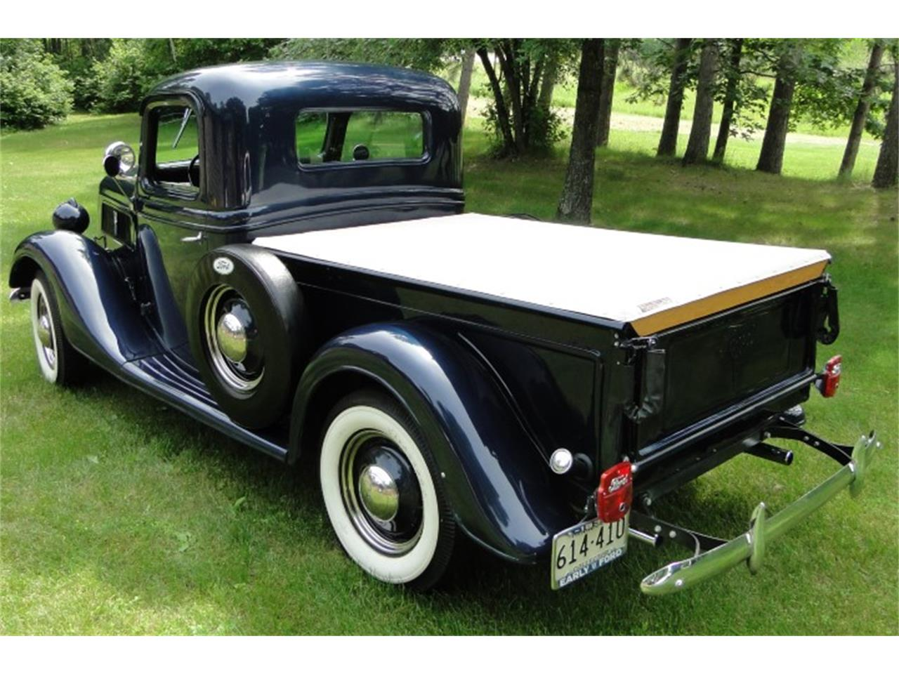Large Picture of '37 Pickup - QIKS
