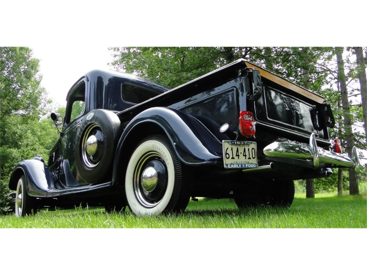 Large Picture of '37 Pickup located in Minnesota - $35,900.00 - QIKS