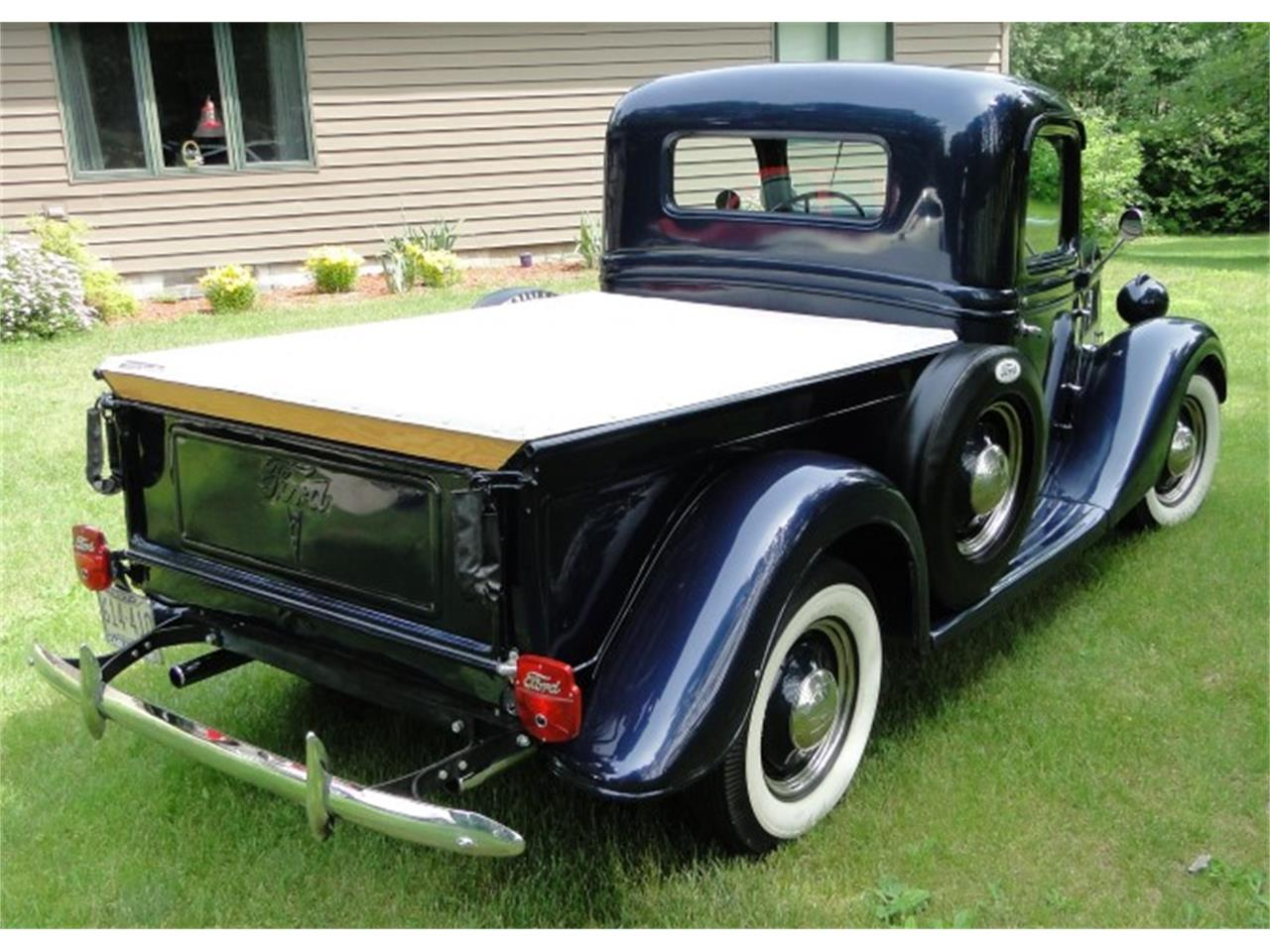 Large Picture of '37 Ford Pickup - QIKS