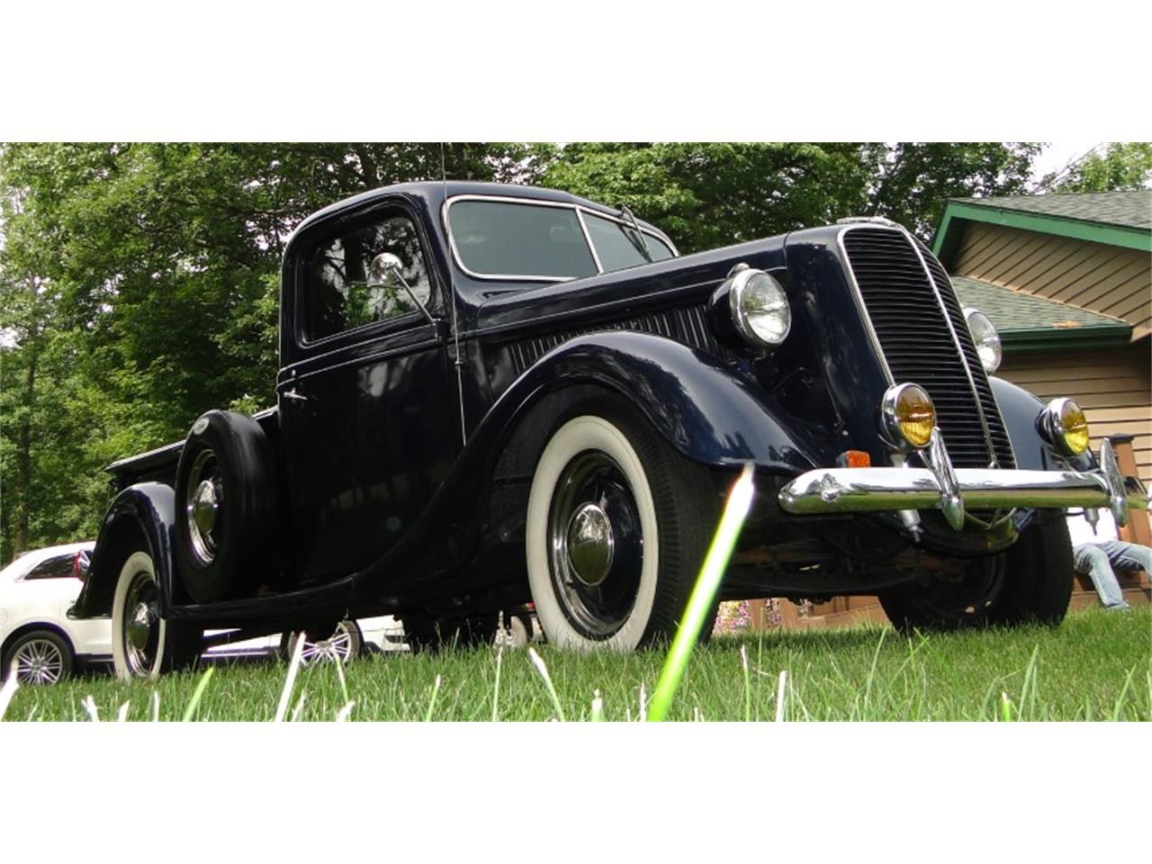 Large Picture of '37 Pickup located in Minnesota Offered by Big R's Muscle Cars - QIKS