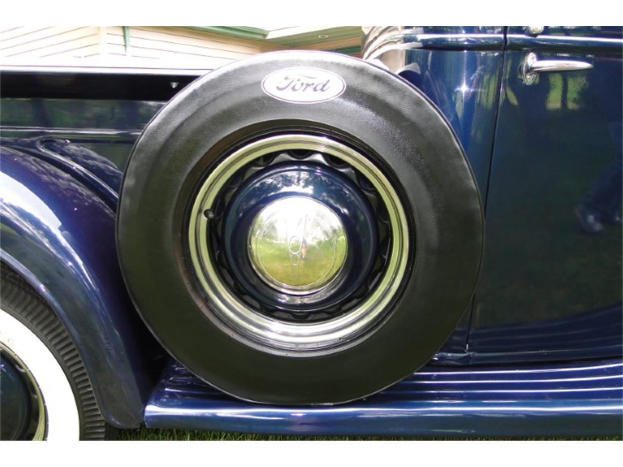 Large Picture of '37 Ford Pickup - $35,900.00 Offered by Big R's Muscle Cars - QIKS