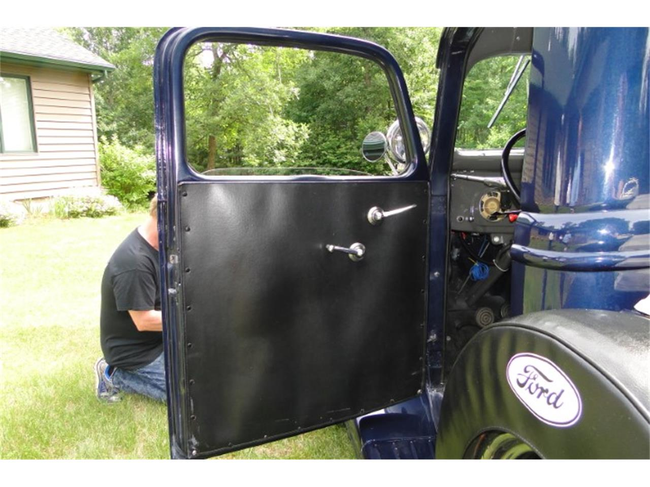 Large Picture of 1937 Ford Pickup Offered by Big R's Muscle Cars - QIKS