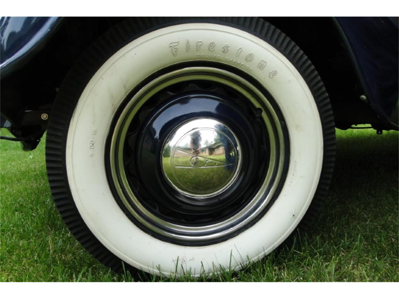 Large Picture of Classic '37 Ford Pickup Offered by Big R's Muscle Cars - QIKS