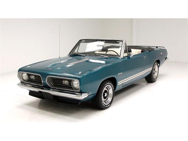 1968 Plymouth Barracuda for Sale on ClassicCars com on ClassicCars com