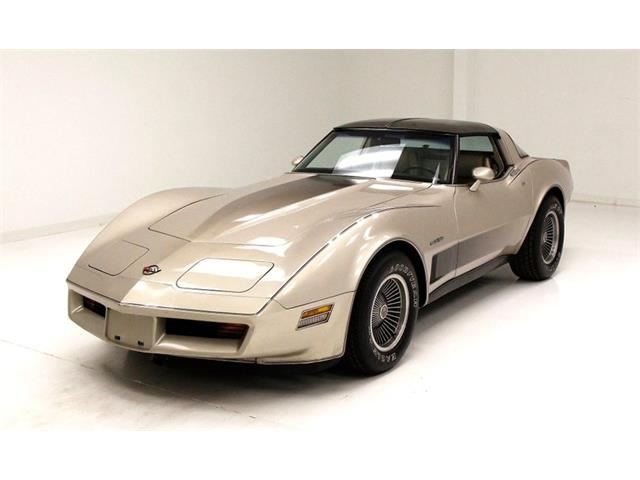 1982 Chevrolet Corvette for Sale on ClassicCars com on