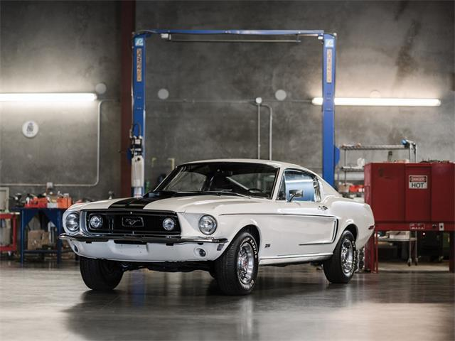 Picture of Classic '68 Ford Mustang Cobra Auction Vehicle Offered by  - QDMJ