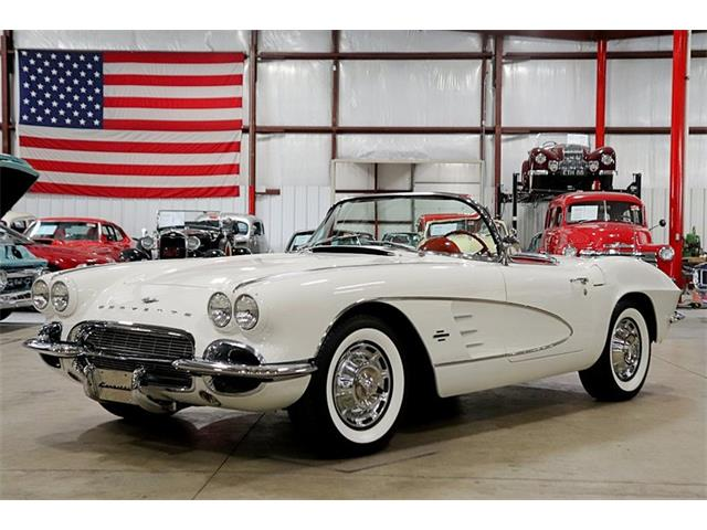 1961 Chevrolet Corvette for Sale on ClassicCars com on ClassicCars com