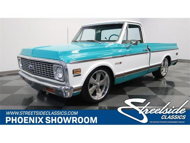 Picture of 1972 Chevrolet C10 Offered by  - QILR