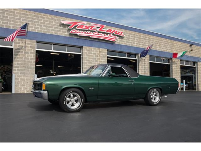 Picture of '72 El Camino - QIMM