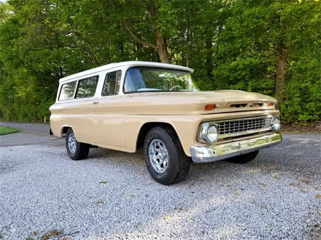 Picture of '63 Suburban - QIN0