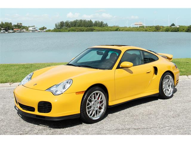 Picture of '03 911 Turbo - QINE