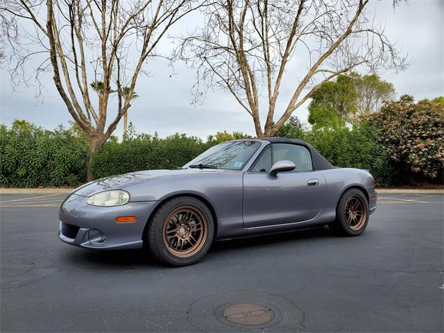 Picture of 2004 Miata located in Daly City California Offered by  - QIO5