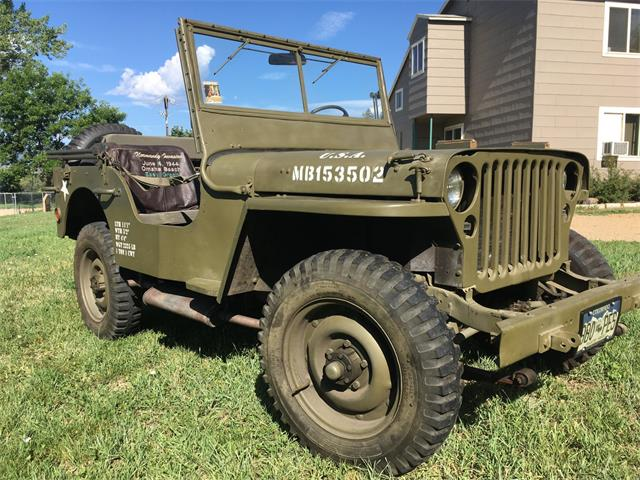 Picture of '42 Jeep - QIO8