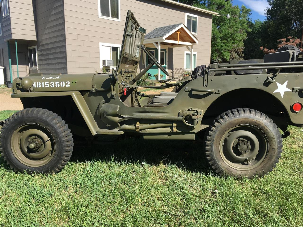 Large Picture of '42 Jeep - QIO8