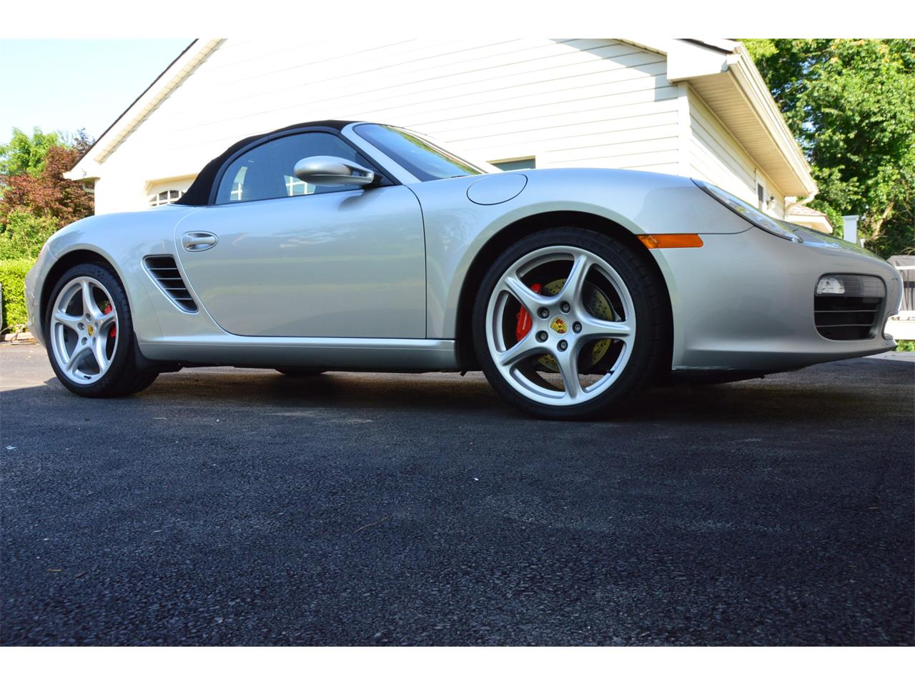 Large Picture of '06 Boxster - QIOF