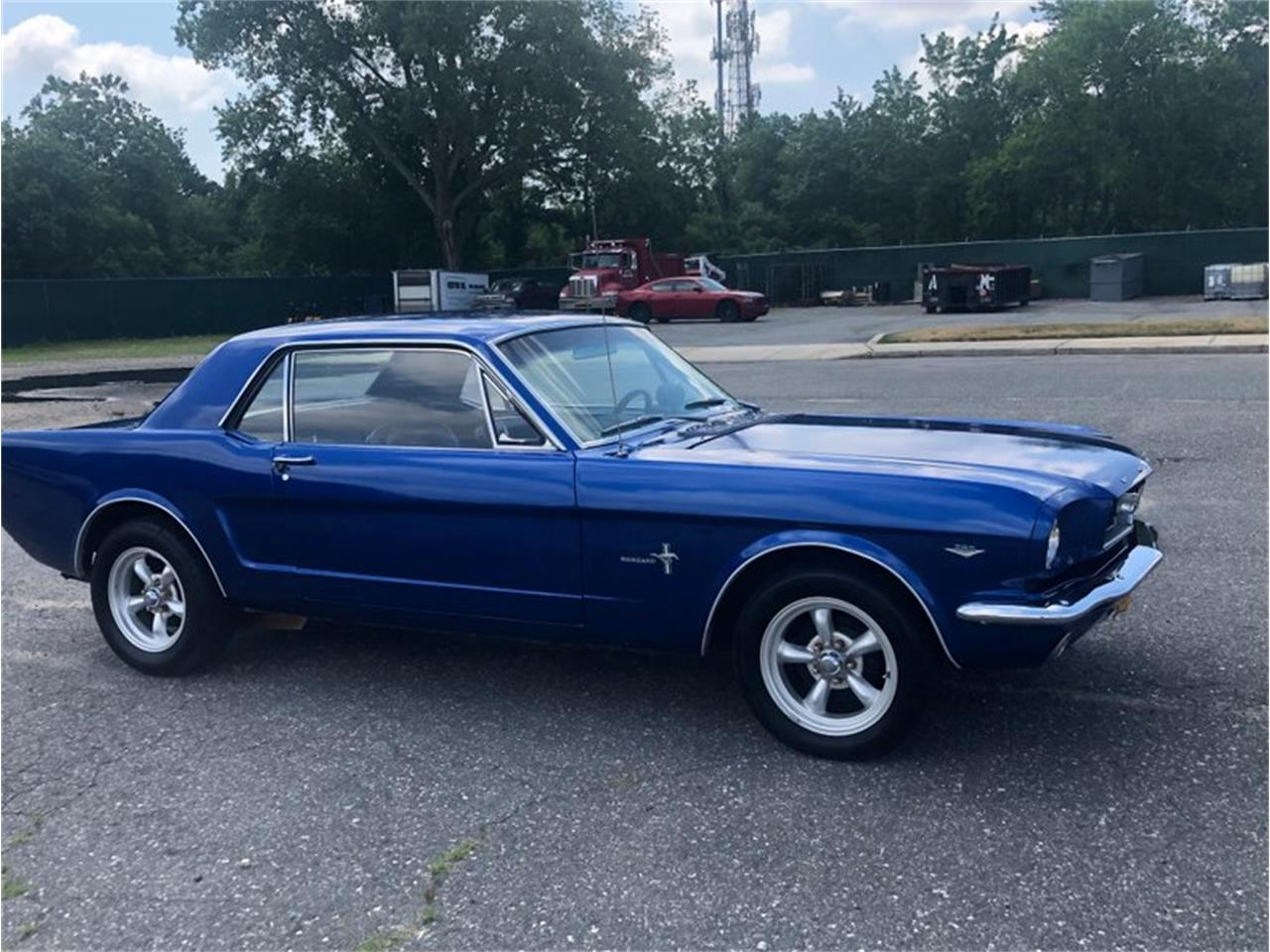 Large Picture of '66 Mustang - QIOI