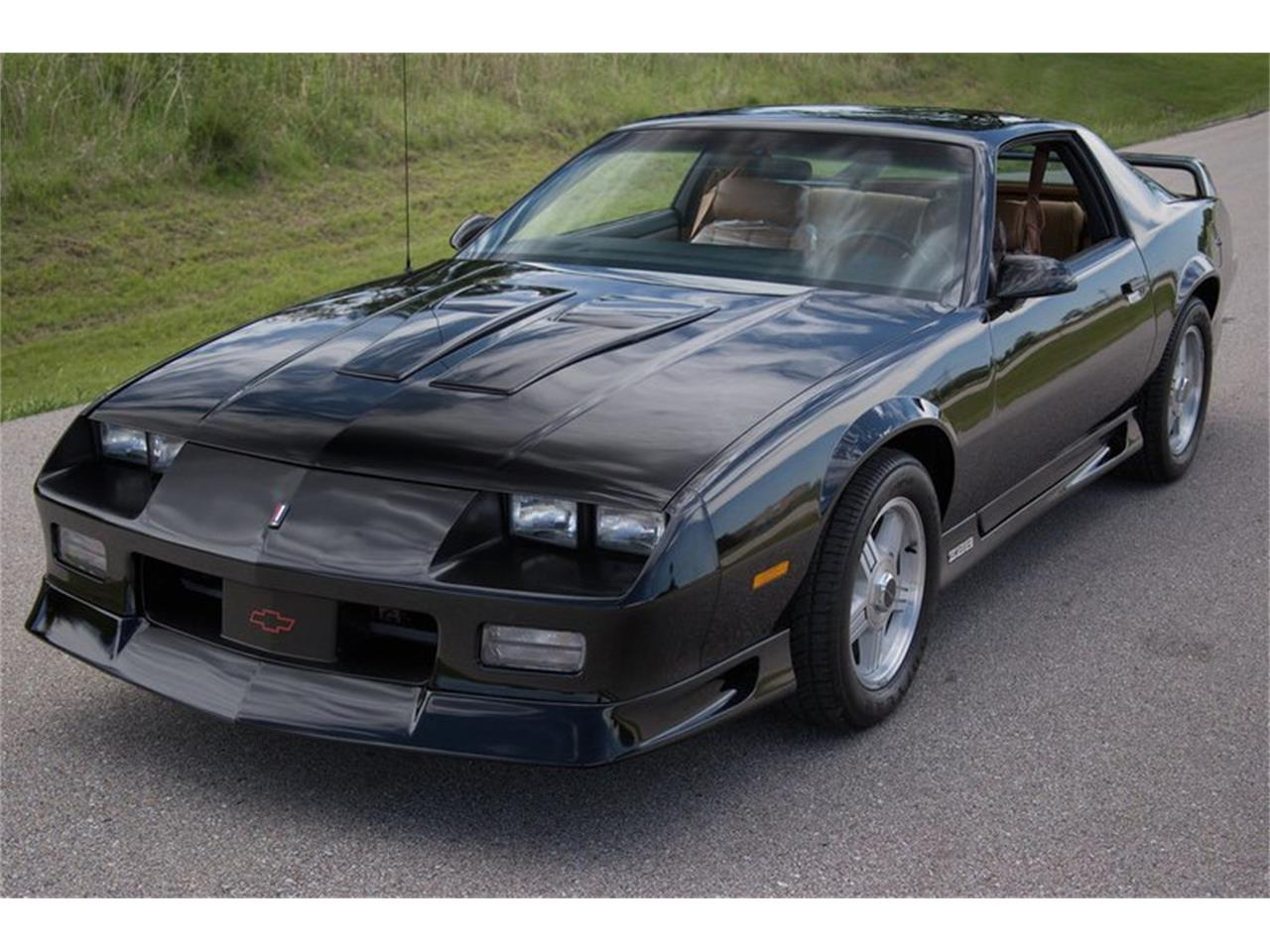 Large Picture of '91 Camaro - QIOV