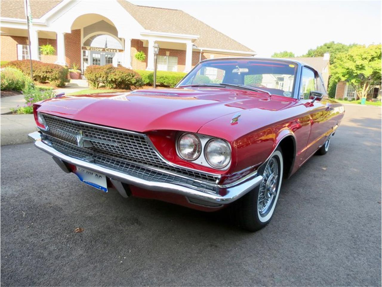 Large Picture of '66 Thunderbird - QIP1