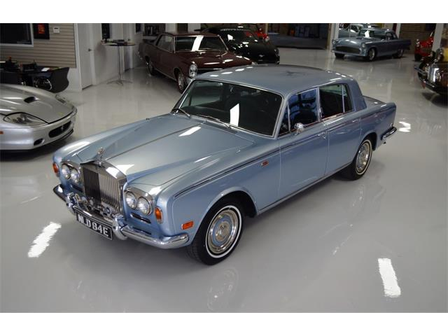 Picture of '72 Silver Shadow - QIP5