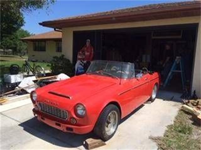 Picture of 1967 Datsun 1600 - QIPC