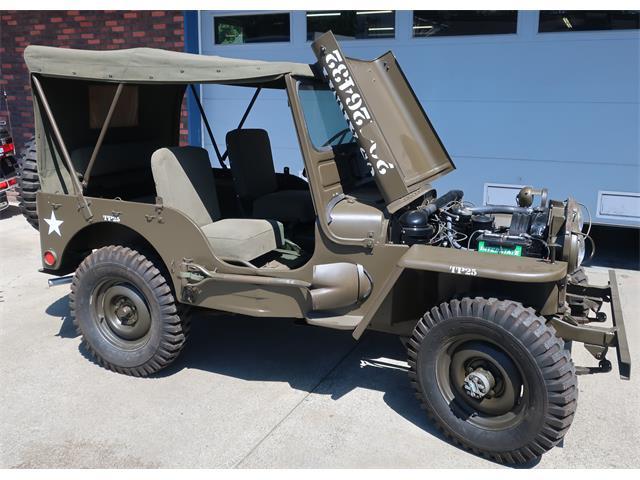 Picture of Classic '47 M38A1 - $25,500.00 - QD4P