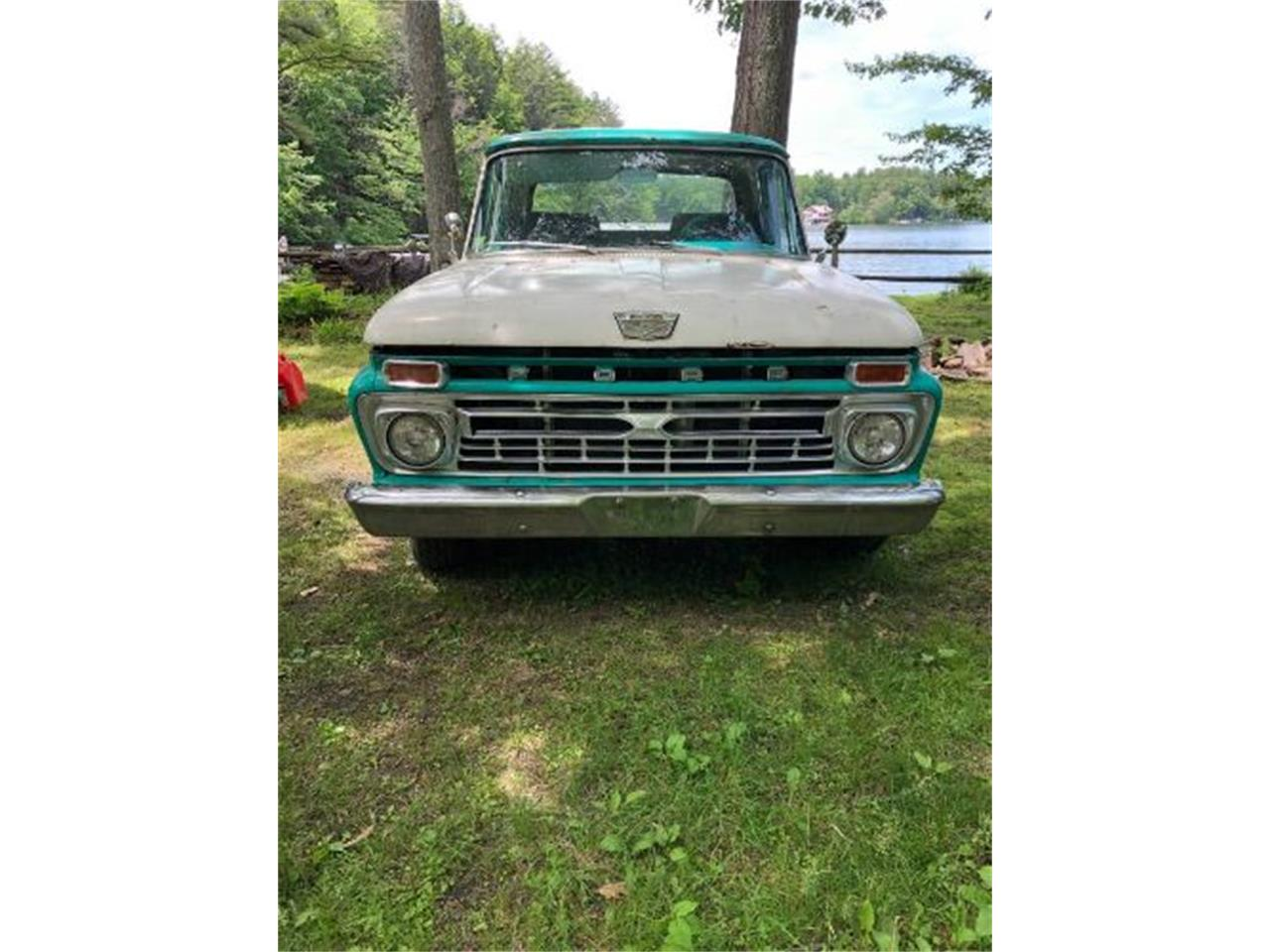 Large Picture of '66 F100 - QIPP