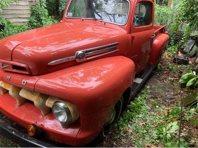 Picture of 1952 F1 located in Cadillac Michigan Offered by  - QIQE