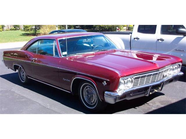 Picture of '66 Impala - QIQL