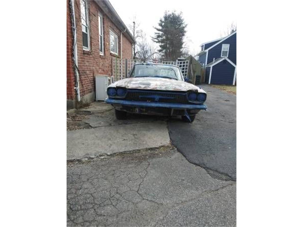 Large Picture of 1966 Thunderbird located in Michigan Offered by Classic Car Deals - QIQM