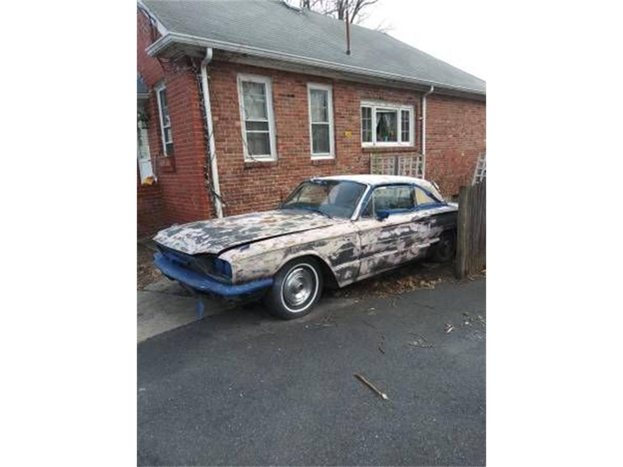 Large Picture of Classic 1966 Ford Thunderbird located in Cadillac Michigan - $3,895.00 Offered by Classic Car Deals - QIQM