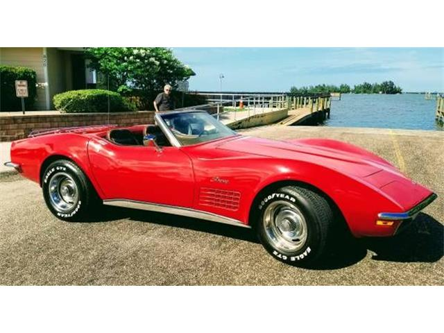 Picture of '72 Corvette - QIQX