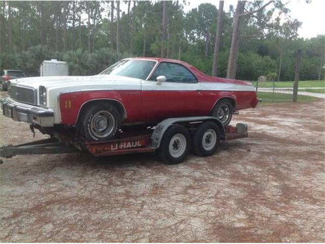 Picture of '76 El Camino - QIR2