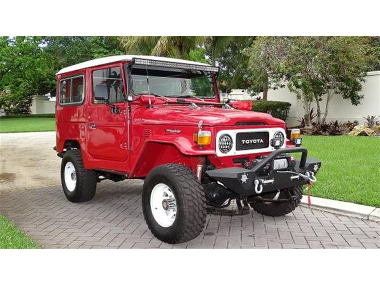 Large Picture of '77 Land Cruiser FJ - QIR7