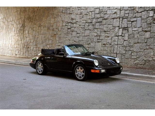Picture of '91 Porsche 911 located in Atlanta Georgia - QIRM