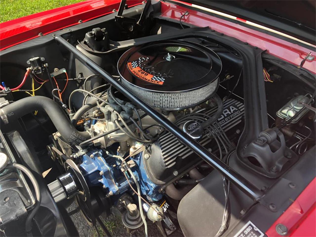 Large Picture of '66 Mustang - QIRX