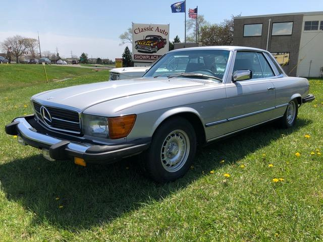 Picture of '77 450SLC - QIS2