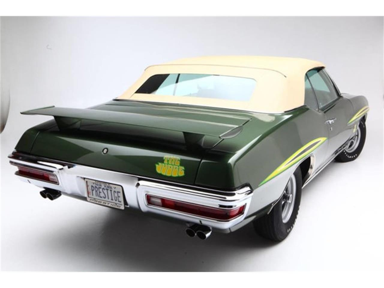 Large Picture of Classic 1970 Pontiac GTO (The Judge) Offered by Prestige Motor Car Co. - QDN8