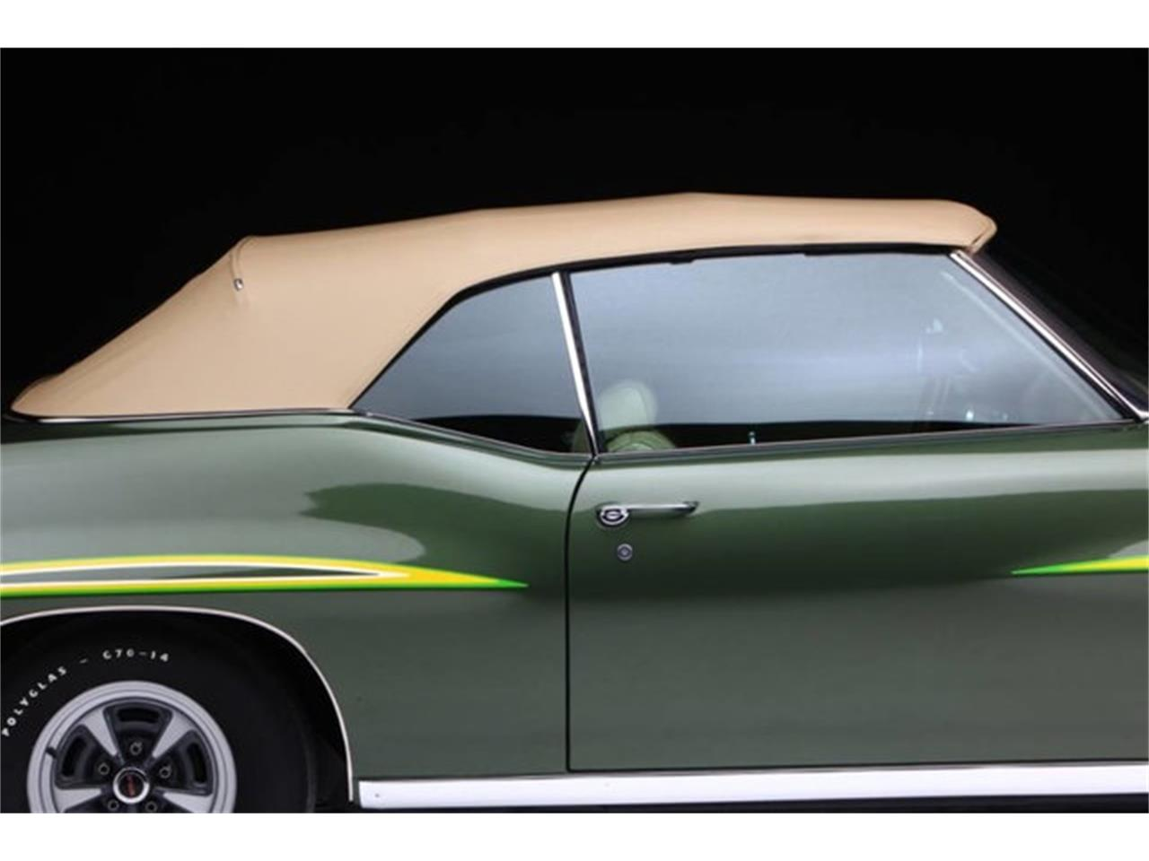 Large Picture of Classic '70 Pontiac GTO (The Judge) Offered by Prestige Motor Car Co. - QDN8