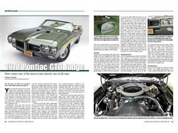 Picture of 1970 GTO (The Judge) - $219,000.00 Offered by Prestige Motor Car Co. - QDN8