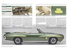 Picture of 1970 GTO (The Judge) located in Clifton Park New York - $219,000.00 - QDN8