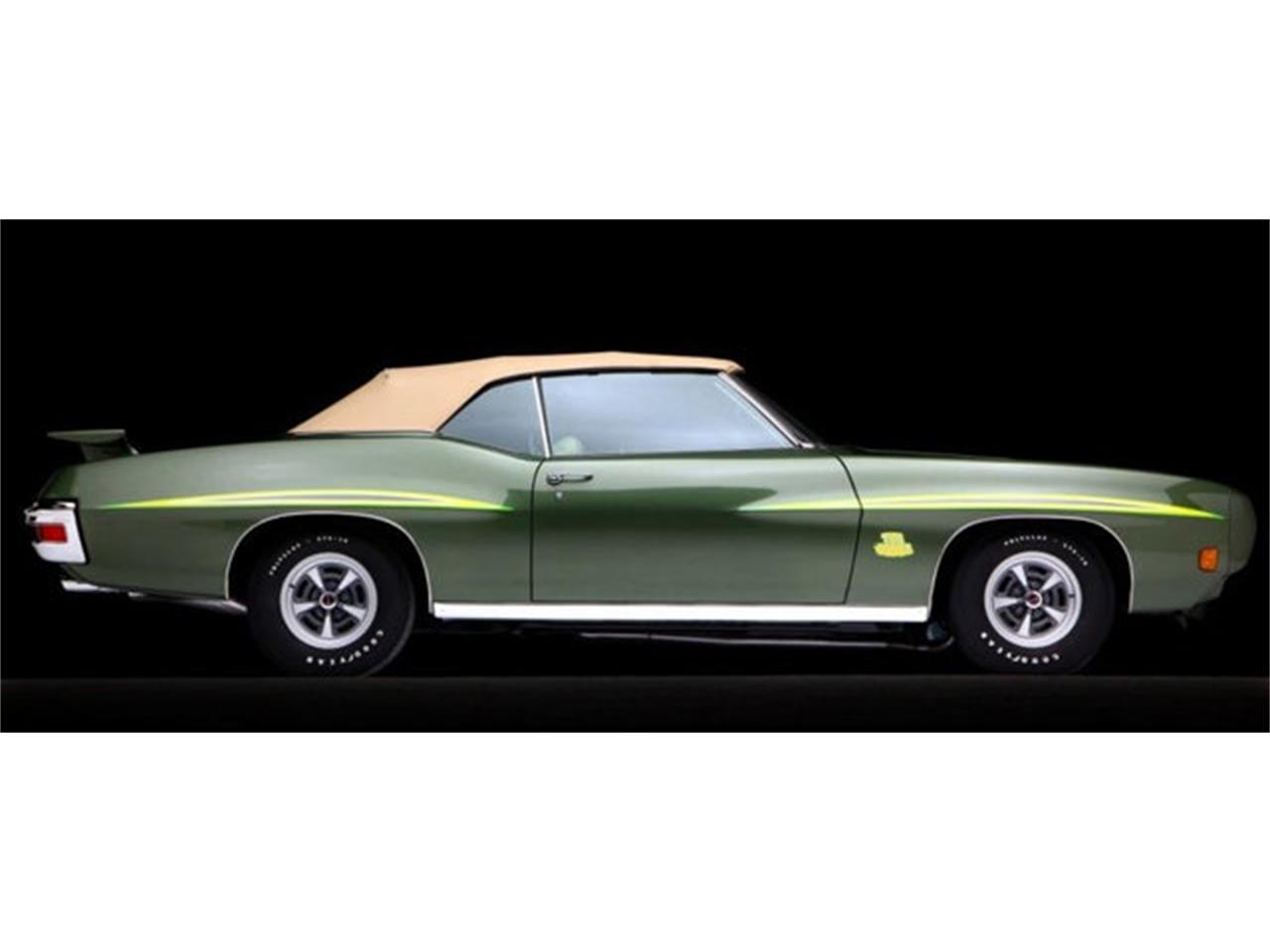 Large Picture of Classic 1970 Pontiac GTO (The Judge) - $219,000.00 Offered by Prestige Motor Car Co. - QDN8