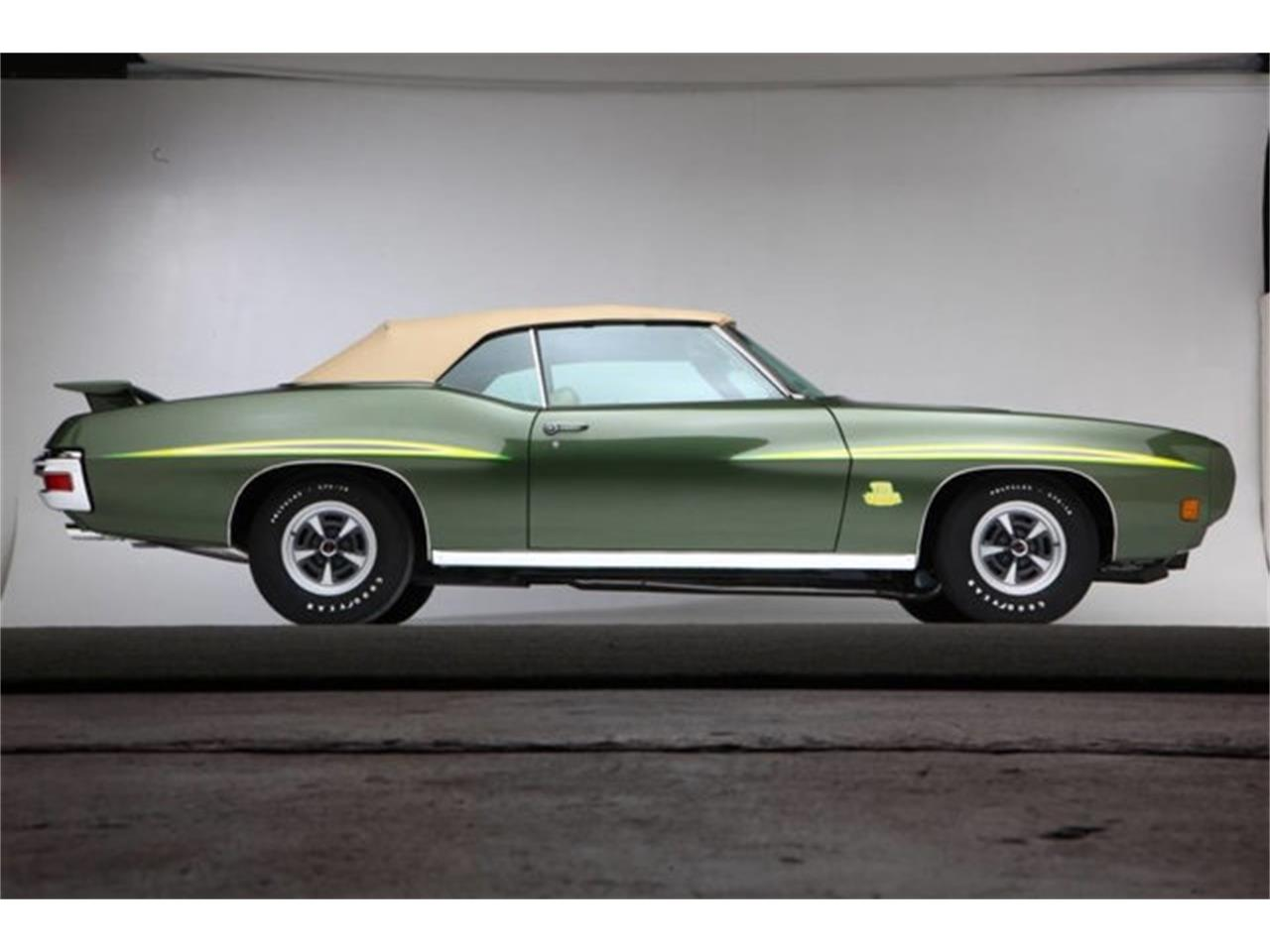 Large Picture of 1970 Pontiac GTO (The Judge) - $219,000.00 - QDN8