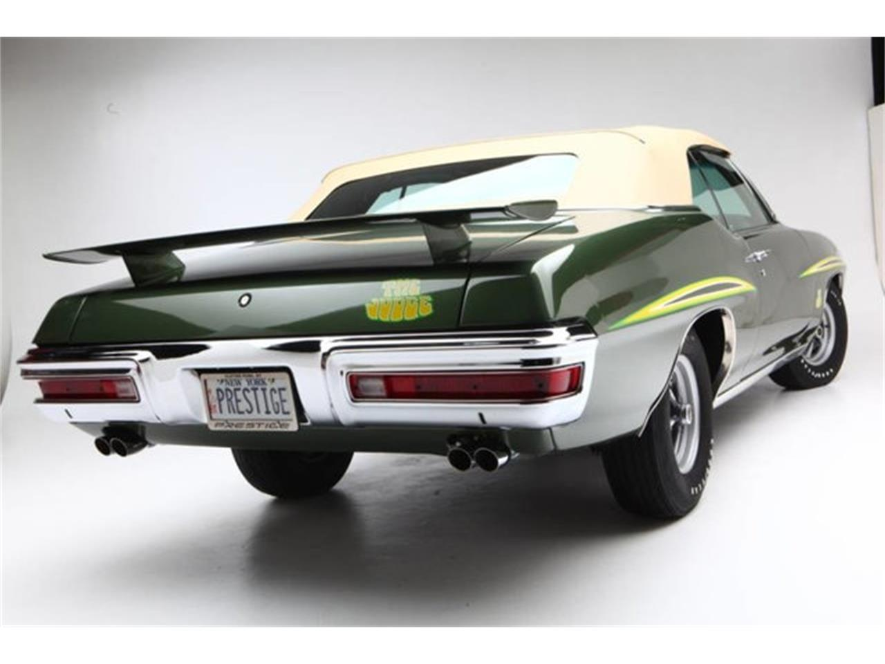 Large Picture of '70 GTO (The Judge) located in Clifton Park New York - $219,000.00 Offered by Prestige Motor Car Co. - QDN8