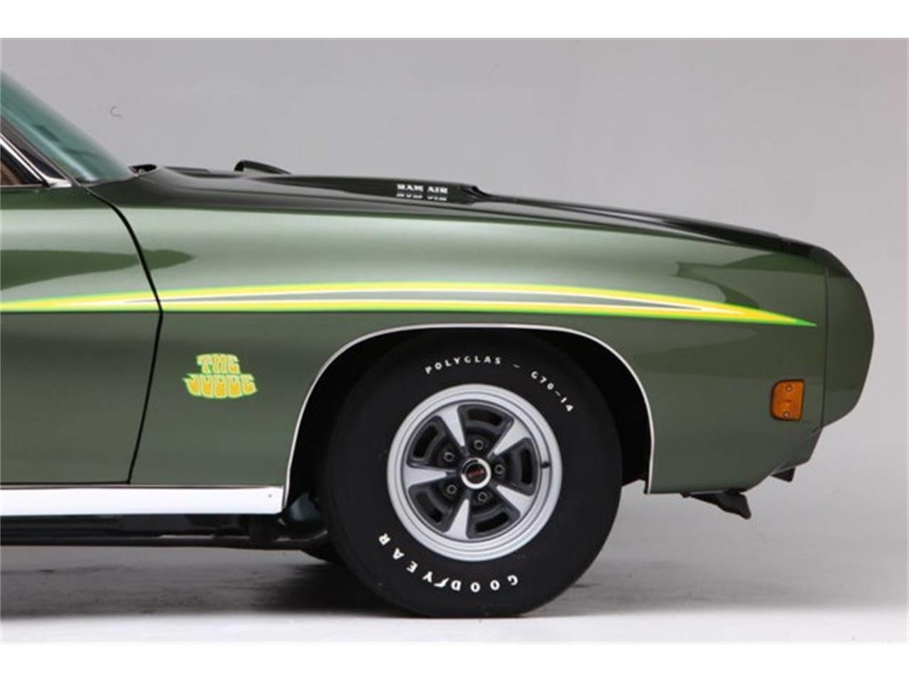 Large Picture of Classic '70 GTO (The Judge) located in Clifton Park New York - QDN8