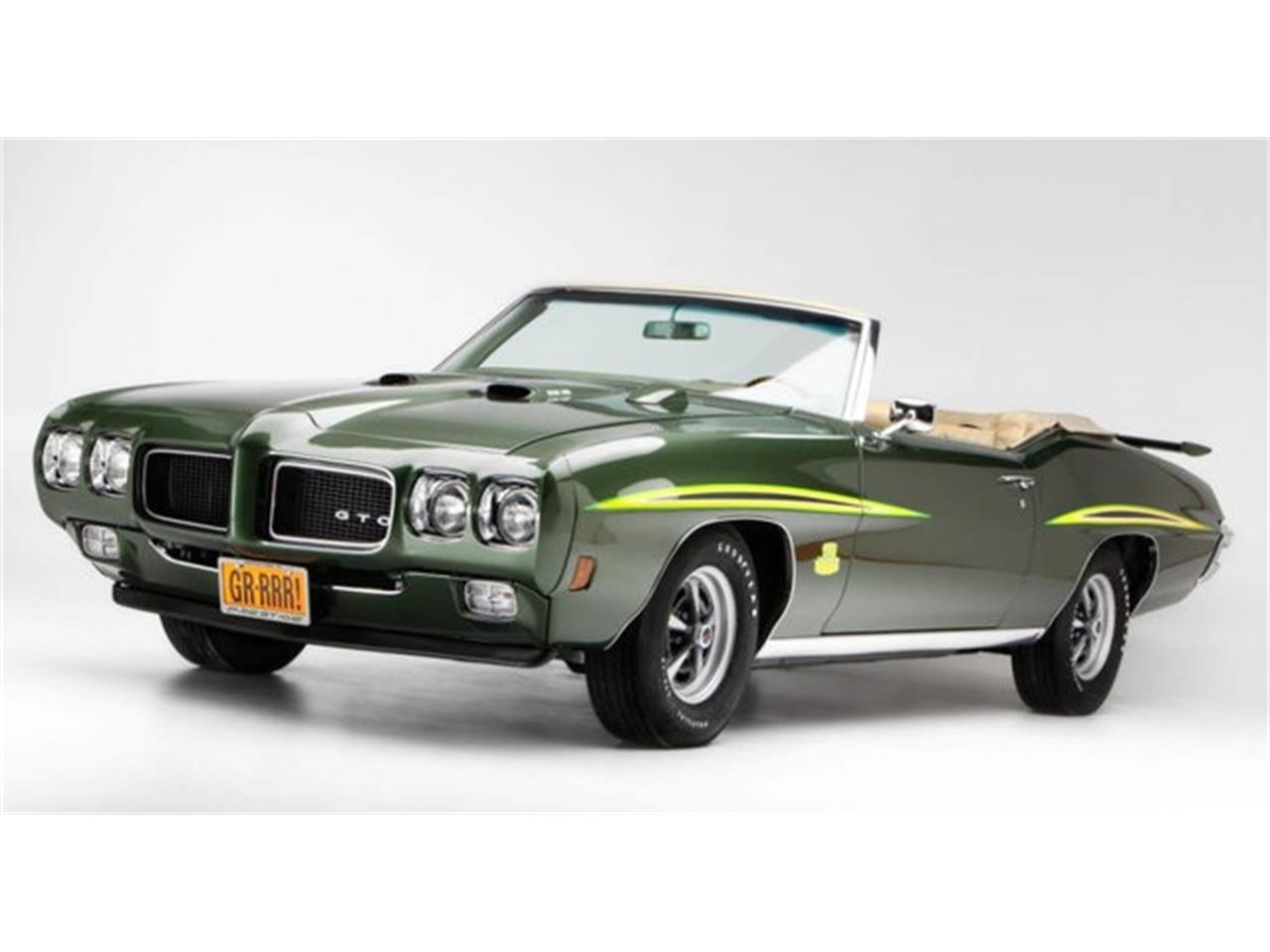 Large Picture of 1970 GTO (The Judge) located in New York Offered by Prestige Motor Car Co. - QDN8