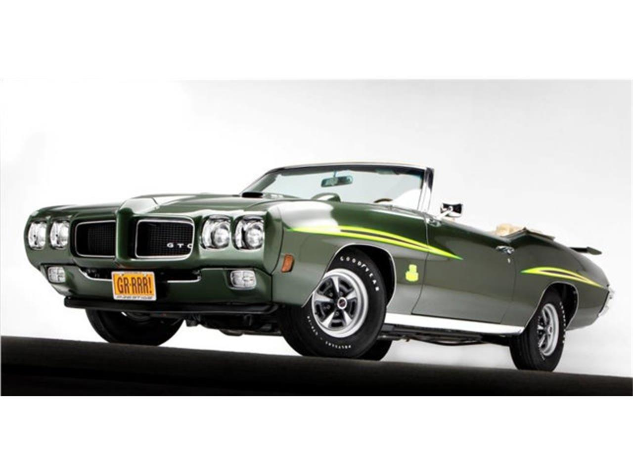 Large Picture of 1970 GTO (The Judge) located in Clifton Park New York - $219,000.00 - QDN8