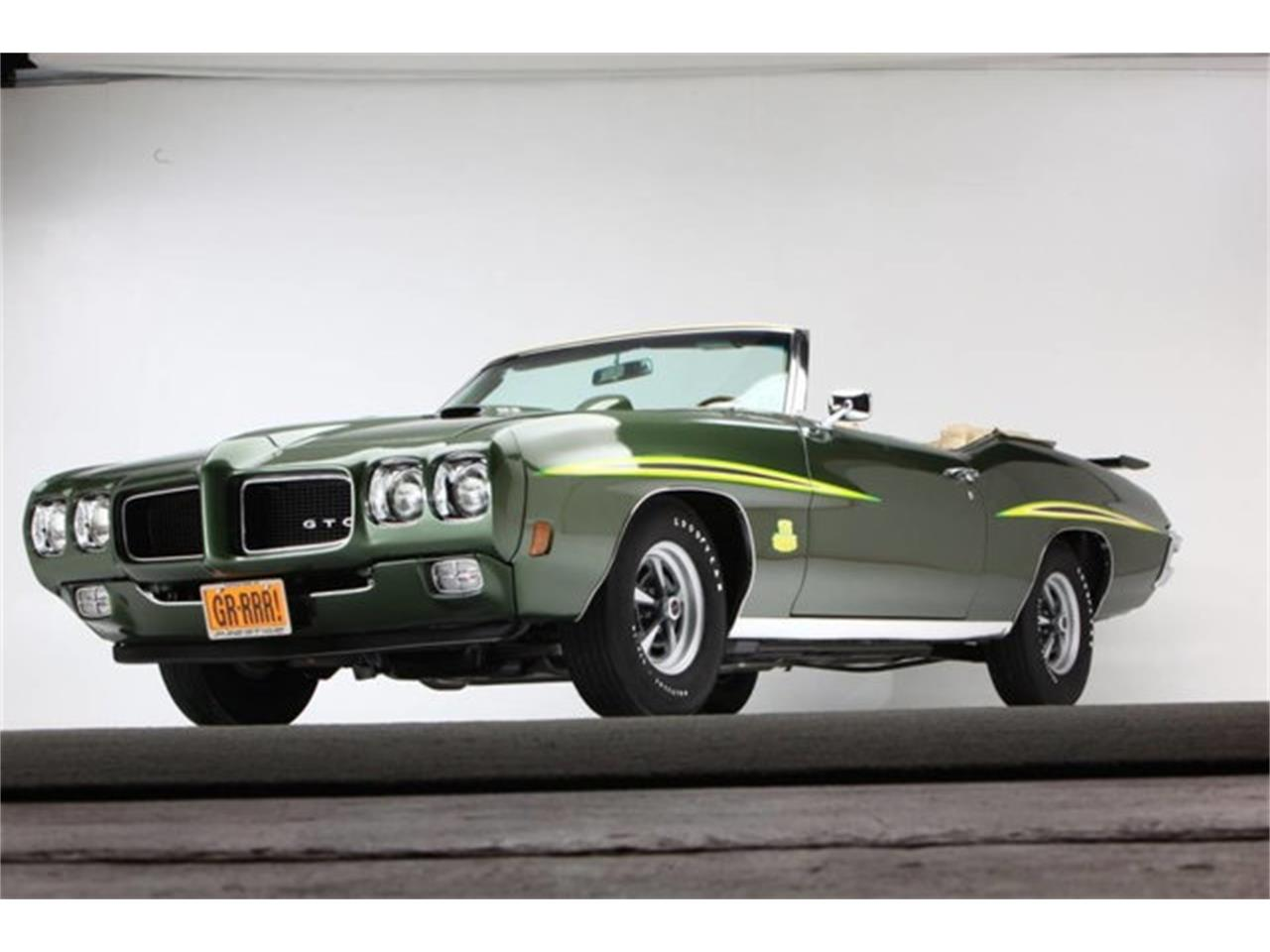 Large Picture of Classic '70 GTO (The Judge) - $219,000.00 Offered by Prestige Motor Car Co. - QDN8