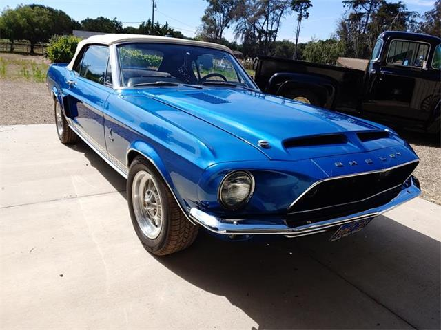 Picture of Classic '68 Mustang located in San Luis Obispo California Offered by  - QISC