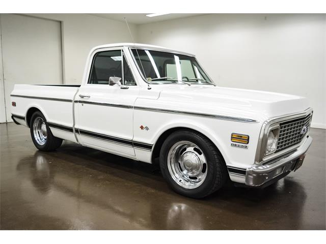 Picture of Classic '72 Chevrolet C10 - $34,999.00 Offered by  - QISH
